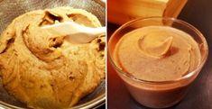 Domáce gaštanové pyré - Receptik.sk Hummus, Mashed Potatoes, Peanut Butter, Ice Cream, Ethnic Recipes, Food, Homemade Hummus, Sherbet Ice Cream, Meal