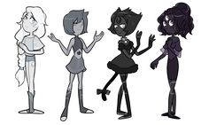 monochrome pearl adopts (CLOSED) by lymerikk