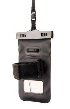 SEAWAG Armband Vodonepropusna torbica za Smartphone Boje Bela/Crna