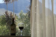 Self Catering suite with King Size XL Beds, Fully equipped Kitchenette, Desk, FREE Wi-Fi, complimentary Nespresso coffee & tea, Bathroom with separate Rain Shower and Mountain & Bay views | Somerset West | Cape Town