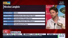 Retrouvez l'interview de Nicolas Langlois, étudiant à l' #IESEG et fondateur de Perús, sur #BFM #Business !