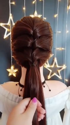 Top 10 super easy hairstyles that you can do on your own so easy and creative cookingrecipes easy hairstyles kidshairstyles kidshairstylesboys kidshairstylesgirls saladrecipes super thanksgivingrecipes top braids hairstyle idea quiffed ponytail hairstyle Super Easy Hairstyles, Easy Hairstyles For Medium Hair, Up Hairstyles, Braided Hairstyles, Creative Hairstyles, Hair Tutorials For Medium Hair, Medium Hair Styles, Short Hair Styles, Hair Upstyles