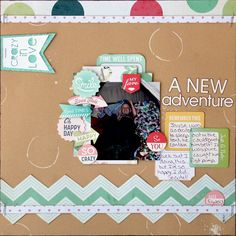 Layout: A New Adventure
