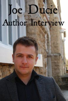 Joe Ducie winner of the Guardian Hot Key Books Young Writers Prize -  Author Interview