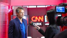 During the Marketing Summit in Istanbul, I did a presentation 'Around the World in 80 Treasures'. Directly after the presentation I was interviewed by CNN Turkey about this treasure hun…