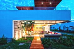 Bright, bold and colourful Casa Seta, Lima, Peru - http://www.adelto.co.uk/bright-bold-and-colourful-casa-seta-lima-peru
