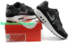 Nike Air Max 1 Premium Tape Carbon Black Grey 599514 001 #New #Air #