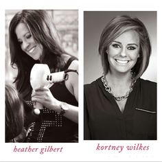 Austral Salon would like to recognize Kortney Wilkes and Heather Gilbert for completing the Loreal Professionnal Expert training.