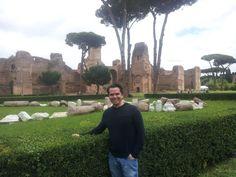 Isaac em Terme di caracalla Rome