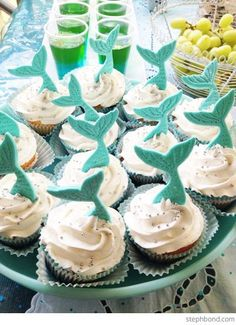Mermaid Birthday Party Ideas for Girls