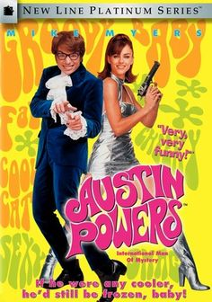 Austin Powers: Int'l Man of Mystery