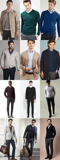Men's Smart-Casual Outfits for Teachers - Lookbook Inspiration