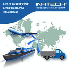 Cum sa pregatiti paletii pentru transportul international
