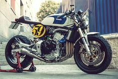 - Pipeburn.com | Bringing you the world's best café racers, trackers, scramblers & custom motorcycles | Page 4