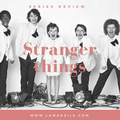 review serial Netflix Stranger Things
