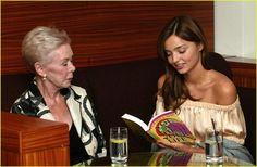 Louise L. Hay & Miranda Kerr healing lives. Best. Photo. Ever.