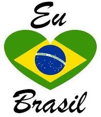I love U brasil Brazil Colors, Flags Of The World, Samba, Clip Art, My Love, Logos, Pictures, Soccer, Football