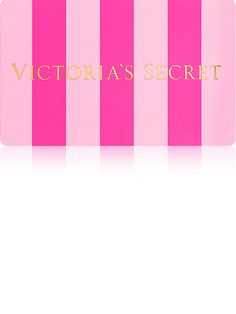 Trick or Treat: Win a Victoria's Secret Gift card!