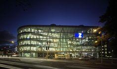 NZI Centre,© Simon Devitt