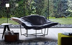 Wallace Chaise - Poliform