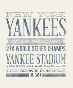 New York Yankees Rustic Vintage Style by AugustPark Yankees Nursery, Yankees Baby, Yankees Logo, New York Yankees Baseball, Baseball Art, New York Giants, Damn Yankees, Bronx Nyc, Sports Signs
