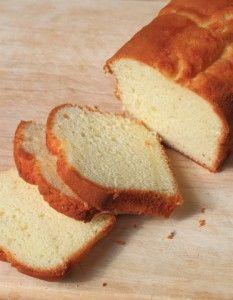 coconut flour bread (gf, dairy free)
