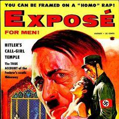 Pulp Fiction, Adventure Magazine, Pulp Magazine, Magazine Covers, Pulp Art, Cool Websites, Cover Art, Vintage Men, Pop Culture
