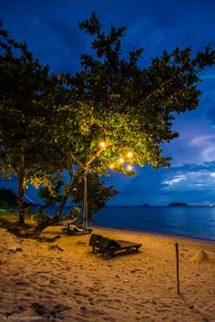 Koh Chang Beach ~ Thailand