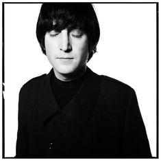 John Lennon by David Bailey