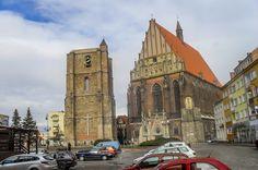 Kościoły w Polsce: BAZYLIKA ŚW. JAKUBA I ŚW. AGNIESZKI W NYSIE