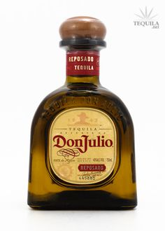 Don Julio Tequila Reposado... hands down favorite go to for mixed drinks.