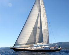 Charter Sailing Jongert 100, 4 cabins, 8 berths. Available in Italy.