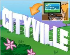 Guide to CityVille City Sign!