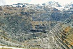 Así era la mina a cielo abierto de As Pontes.