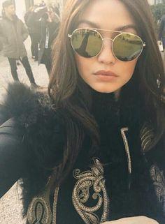 976f677a21b Gigi Hadid Daily — Gigi Hadid for Vogue Eyewear