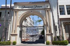 Take in Hollywood Movie History on a Paramount Pictures Studio Tour