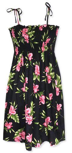 6170ddb470 Hawaiian Dresses. Hawaiian CruisesIsland WearTropical FashionLong Maxi  SkirtsSmockingDress ...