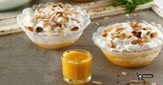 Os gusta el Tocino de Cielo, ¿SI?, pues esta receta os va a encantar, mirarla en la foto, y compartirla. para guardar. http://kanelamonje.blogspot.com.es/2016/07/natas-de-cielo.html