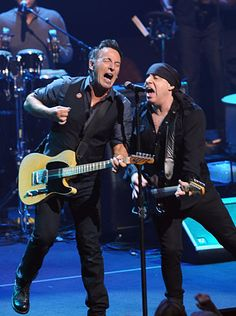 Bruce Springsteen & Steven VanZandt - SXSW 2012 from Backstreets.com