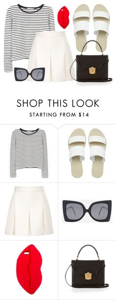 """""""Untitled 64"""" by hm83 on Polyvore featuring MANGO, ASOS, Proenza Schouler, Quay, STELLA McCARTNEY and Alexander McQueen"""