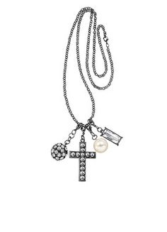749495 - PERSONAL ACCENTS® Abigail Necklace
