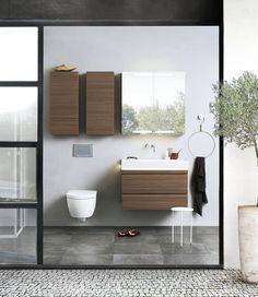 Moderne og enkle baderomsløsninger er Dansani gode på her ser du elegante Zaro. Ta gjerne kontakt med oss for hjelp med valg av møbler & produkter til baderommet ditt #rørkjøp