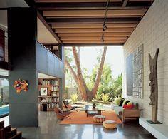 Architect Steven Ehrlich venice home