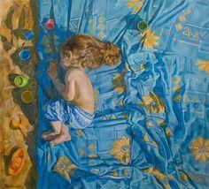 О лете, автор Виктория Харченко. Артклуб Gallerix