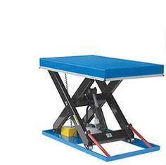 Material Handling Pallet Scissor Lift Tables