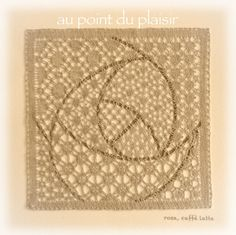 トーションレースの画像 | Au point du plaisir *しあわせステッチの手しごと場…