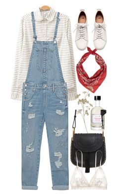 """Yoyomelody 4"" by nikka-phillips ❤ liked on Polyvore featuring Yves Saint Laurent, Fresh, True Religion, H&M, Hanky Panky and yoyomelody"
