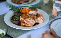 Fresh caught local salmon is outstanding.