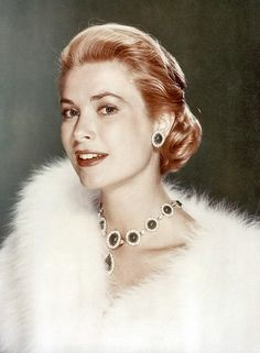 Grace Kelly. What every woman should be modeled from. Grace. Style. Sophistication.