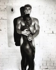 Dolph Lundgren & Grace Jones